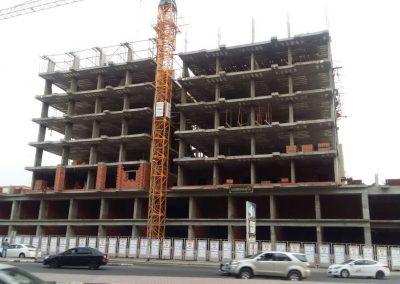 مشروع فندقي في مكه