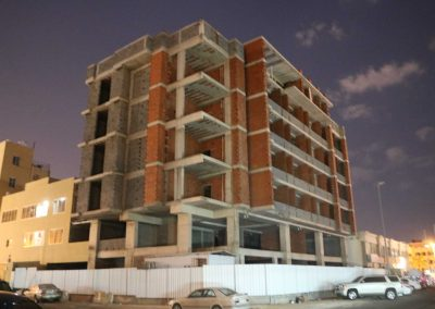 مشروع فندقي 4 نجوم حي السلامة 1
