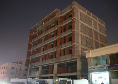 مشروع فندقي 4 نجوم في حي السلامة