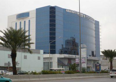 مبنى مكاتب طريق المدينة