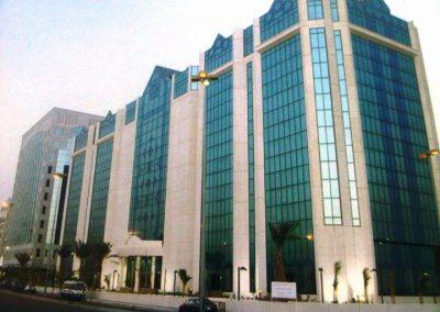 مبنى مكتبي طريق الملك عبدالله